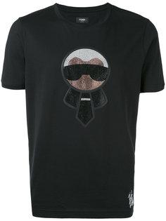 футболка Karlito Fendi