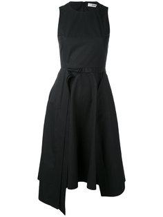 платье без рукавов А-силуэта Chalayan