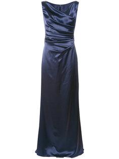 длинное платье Talbot Runhof