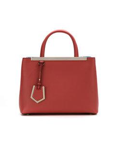 маленькая сумка-тоут Fendi