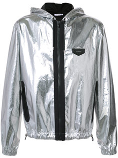 куртка с металлическим отблеском Givenchy