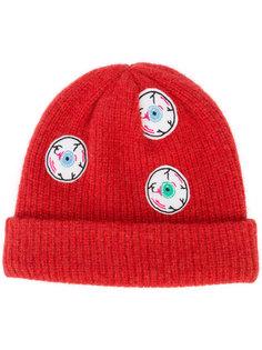 шапка-бини с глазами The Elder Statesman