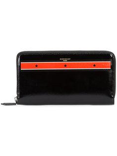 кошелек на молнии Givenchy
