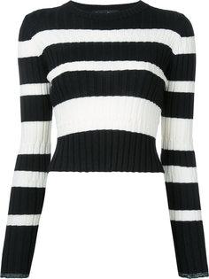 полосатый свитер Proenza Schouler