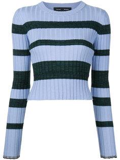 свитер в полоску Proenza Schouler