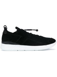 кроссовки на эластичной шнуровке Enso
