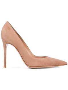 классические туфли с заостренным носком Gianvito Rossi