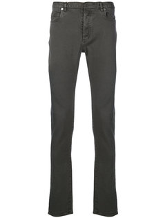 "классические брюки ""скинни"" Maison Margiela"