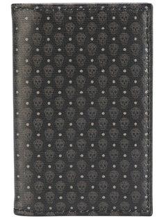 кошелек с микро-черепами Alexander McQueen