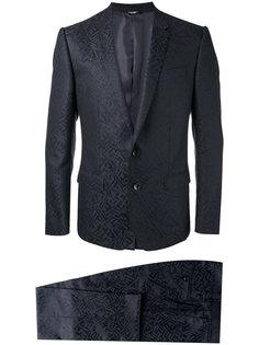 костюм-двойка Jacquard Martini Dolce & Gabbana