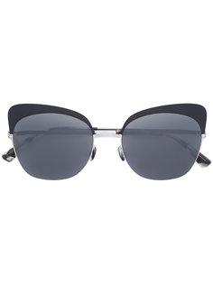 """солнцезащитные очки """"кошачий глаз"""" Mykita"""