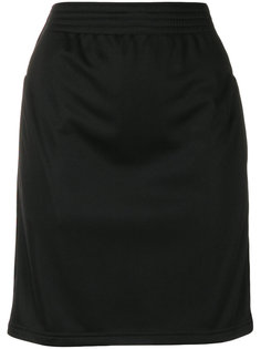 короткая юбка с эластичным поясом Givenchy