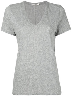 футболка с V-образным вырезом Rag & Bone /Jean