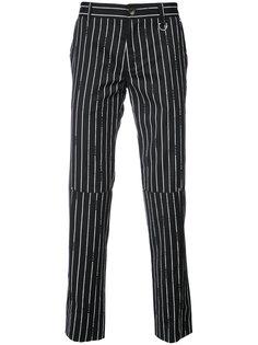 полосатые брюки Icosae