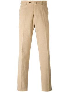 брюки прямого кроя Loro Piana
