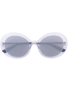 солнцезащитные очки в овальной оправе Christian Roth Eyewear