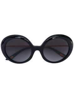 солнцезащитные очки в оправе кошачий глаз Christian Roth Eyewear