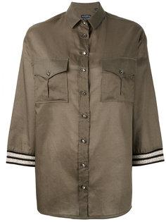 рубашка с вышивкой Ballantyne