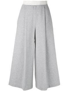 укороченные брюки из джерси Ballantyne