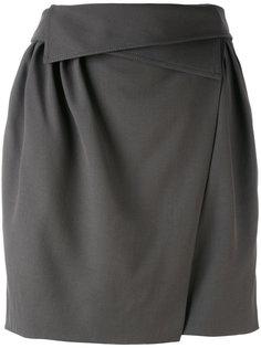 юбка с завышенной талией Nina Ricci