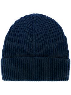 ребристая шапка Maison Margiela