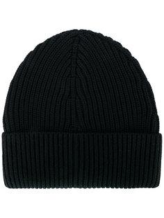шапка в рубчик Maison Margiela