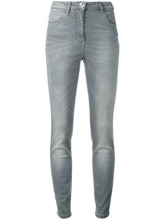 джинсы скинни с нашивкой Philipp Plein