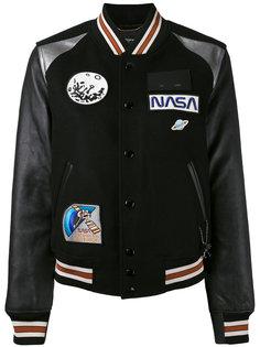 куртка-бомбер Space Coach