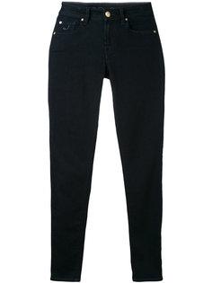 укороченные джинсы кроя скинни Jacob Cohen