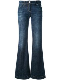 классические расклешенные джинсы Armani Jeans