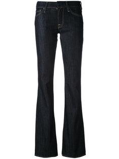 классические брюки клеш 7 For All Mankind