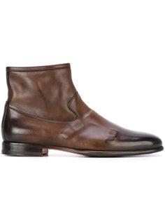 ботинки по щиколотку Santoni