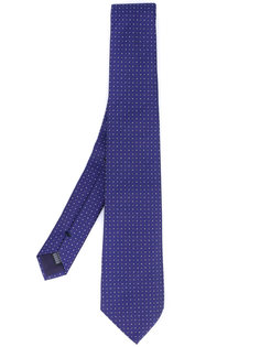 галстук с узором в горох Fefè