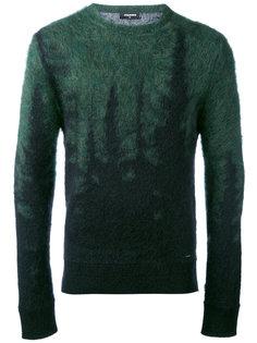 свитер с градиентным эффектом Dsquared2