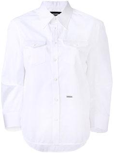 рубашка с нагрудным карманом Dsquared2