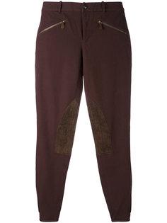 брюки кроя скинни Ralph Lauren
