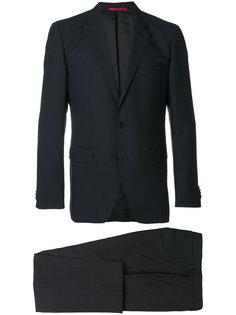 брючный костюм с пиджаком с лацканами Boss Hugo Boss