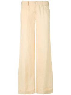 широкие брюки Ralph Lauren