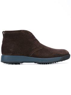 ботинки чукка Salvatore Ferragamo