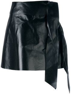 мини-юбка на завязке Valentino