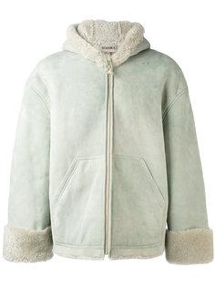 короткая куртка из овчины Yeezy