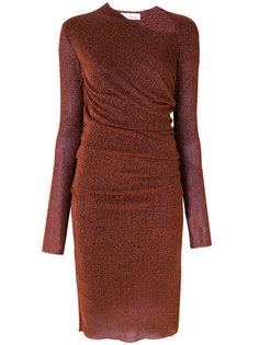 платье с асимметричным вырезом  A.F.Vandevorst