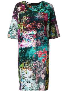платье с цветочным принтом A.F.Vandevorst