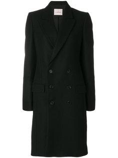 пальто строгого кроя A.F.Vandevorst