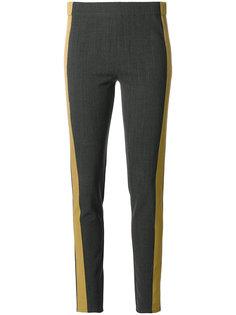 брюки с контрастными полосками A.F.Vandevorst