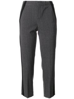 брюки с полоской по бокам A.F.Vandevorst