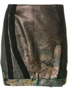 юбка с отделкой металлик A.F.Vandevorst