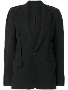 пиджак с V-образным вырезом A.F.Vandevorst