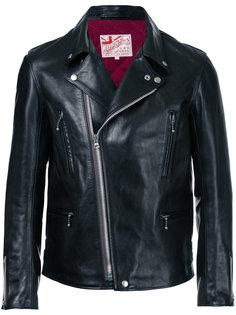 байкерская куртка в винтажном стиле Addict Clothes Japan