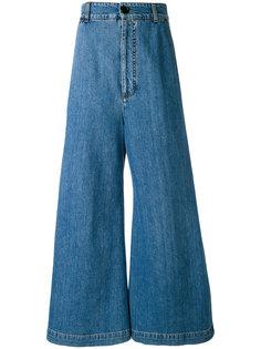 джинсы-палаццо Marni